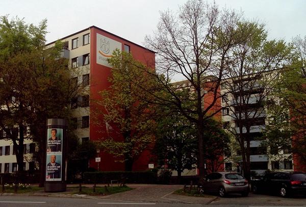 Studentenwohnheim Hamburg Winterhude Borgweg